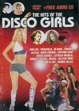 The Hits of the Disco Girls : Whigfield, In-Grid, Valerie Dore, Alexia (DVD+CD)