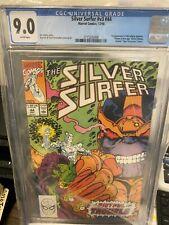 SILVER SURFER V3 #44 CGC 9.0