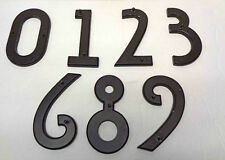 "Atlas Homewares 5½"" Mission Oil Rubbed Bronze House Numbers!"