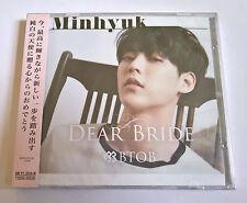BTOB Dear Bride Japan Press CD Member Version - Minhyuk Sealed K-Pop