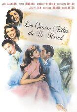 DVD *** LES QUATRE FILLES DU DR MARCH *** avec Elizabeth Taylor