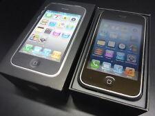 iPhone 3GS 8GB schwarz sehr schön wie NEU ORIGINAL NEUWERTIG