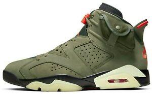 Air Jordan 6 Travis Scott Retro men shoes