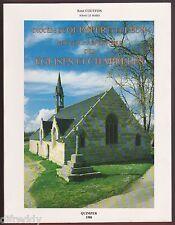 Diocèse de Quimper & Léon, nouveau Répertoire, Eglises & Chapelles, Couffon 1988