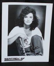 Robin Curtis (Saavik) Star Trek Autograph