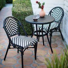 white bistro sets furniture sets for sale ebay