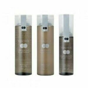 Dr. Jr. TOKIO IE INKARAMI Platinum Set Silver Size 200 Oil Treatment Shampoo