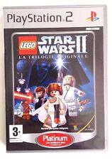 LEGO Star Wars II : La Trilogie Originale PS2 PAL