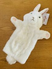 The Puppet Company White Rabbit Hand Glove Puppet NEW