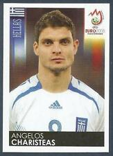 PANINI EURO 2008- #382-HELLAS-GREECE-ANGELOS CHARISTEAS