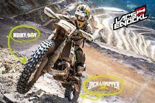 21 Tube 21 Enduro EXC te FE Tuyau 18 Pouces Motocross Enduro Schlauchset 18