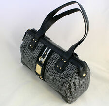 NWT Tommy Hilfiger Women's Hobo Satchel Shoulder Tote Bag /Black Multi