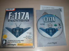 ✈️ F-117A NIGHTHAWK STEALTH FIGHTER ~ Flight Simulator X FS2004 FSX ADD-ON VGC