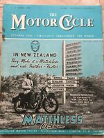 The Motor Cycle Magazine - 5 April 1951 - 498cc AJS & Matchless, Bemrose Trial