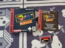 Nintendo Game Boy Advance juego con embalaje original Pac-Man-NES Classics