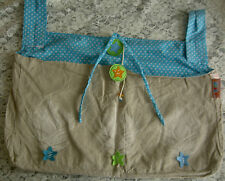 DUSHI Cotton Pocket Unisex Cot Tidy