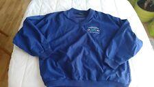 1 Nwt Weatherproof Men'S Golf Jacket, Size: Large, Color: Blue *B197