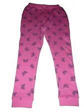 NEU Dopodopo tolle Sweat Hose Gr. 122 / 128 rosa mit Schmetterlingsmotiven !!