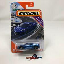 2020 Corvette C8 #47 * BLUE * 2020 Matchbox Case X