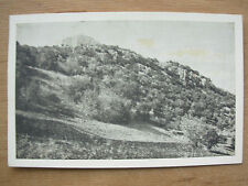 VINTAGE WWII POSTCARD VIEW OF THE PLACE OF THE SACRIFICE OF ELIAS ISRAEL 1944