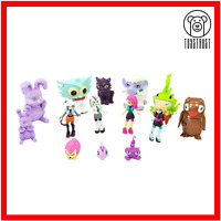 Monster High Secret Creepers Pets Bundle Job Lot Small Dolls Mammoth Bunny M2