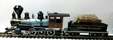 BACHMANN 4-6-0 STEAM ENGINE # 14 DENVER & RIO GRANDE