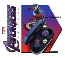 Marvel - Captain America Bluetooth Earphones