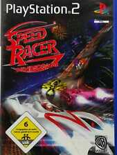 Speed Racer - The Videogame - (Sony PlayStation 2, 2008, DVD-Box)