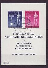 DDR Block  11  gest.  Nationale Gedenkstätten (6)