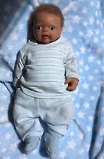 """COMPLETO in silicone RINATO Baby Boy 18"""" anatomicamente corretta"""