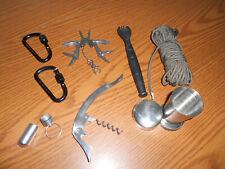 Outdoor Hunting Camping Hiking Emergency Tools Knife Multi-tool & Random Stuff