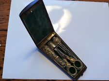 Antique Sewing Etui...France 1825