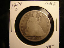 1854-O Seated Half Dollar, as pictured.