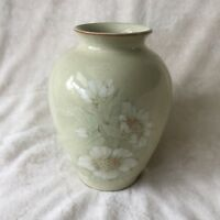 "DENBY DAYBREAK LARGE 8"" VASE EXCELLENT CONDITION FIRST QUALITY"