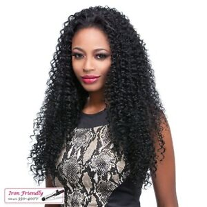 HW AFRICA - IT'S A WIG SYNTHETIC HAIR HALF WIG LONG ZZ CURL
