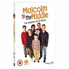 Malcolm In The Middle: The Complete Series 5 - DVD NEW & SEALED (3 Discs)