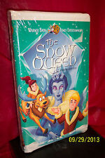 The Snow Queen (VHS, 1999, Clam Shell) BRAND NEW FACTORY SEALED