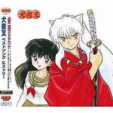 Inuyasha Anime Soundtrack Cd Japanese Inu Yasha Original 5 best song history