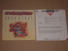 "Starship-Good Heart - 7"" avec product Facts promo-Flyer"