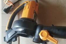 Worx Wg509 Trivac 2.0 Electric 12 Amp 3-In-1 Vacuum Blower Motor