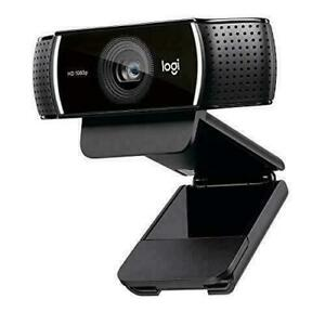 Logitech C922 Pro Stream 1080p Webcam For HD Streaming NEW IN HAND
