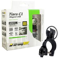 Armytek Tiara C1 Pro v3 XP-L Rechargeable Headlamp -Battery Included +Bike Mount