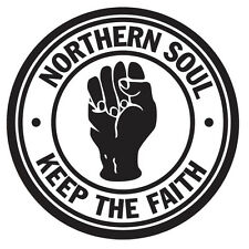 Music Poster Reprint Northern Soul Keep The Faith 2