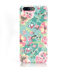 DYEFOR SHABBY CHIC FLOWERS/ROSES GIRLY PHONE CASE COVER FOR ONEPLUS