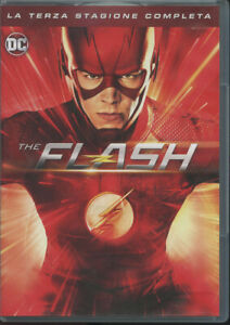 The Flash STAGIONE 3 COMPLETA 6 DVD