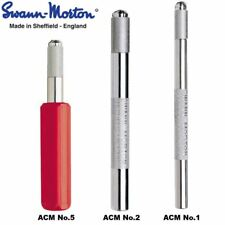 Swann Morton ACM Handles No.1, 2 & 5 (Arts, Craft and Modellers) Made in UK