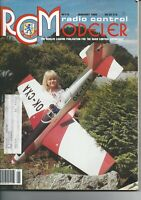 RC Modeler Magazines January 1986 Very Condition