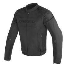 Giacche traspiranti neri per motociclista Taglia 54