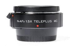 Kenko DG 1.5x N-AFD Teleplus MC Tele Converter Telekonverter Nikon F Digital