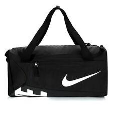 Nike Youth Alpha Adapt Crossbody Duffel Bag Small  Black White BA5183 010 New